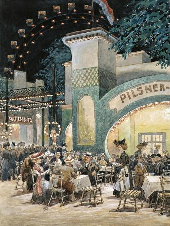 A Night at Vienna Prater