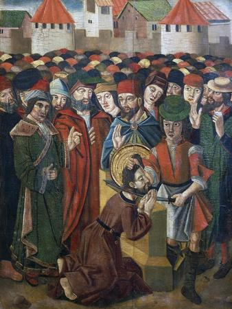 The Beheading of St James