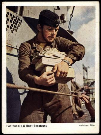 Post Für Die U Boot Besatzung, Pete, Matrose