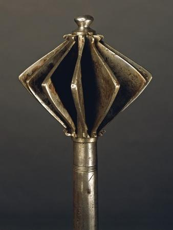 Mace in Steel, Made in Hungary, Early 17th Century