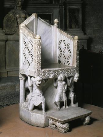 Cathedra of Bishop Elias, 1098