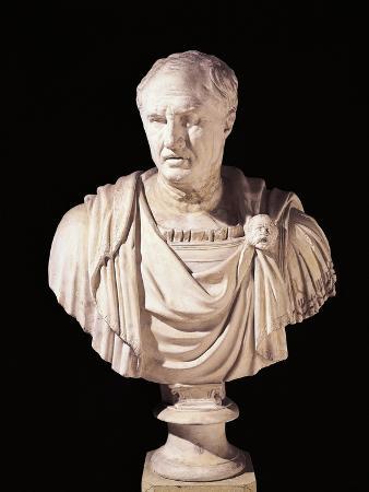 Bust of Cicero, from Sabbioneta, Mantova Province, Italy B.C.