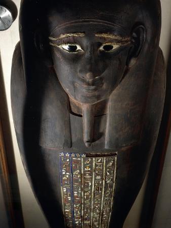 Coffin of Petosiris, from Tomb of Petosiris at Tuna El Gebel