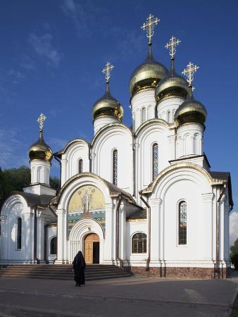 Facade, Nikitsky Monastery, Pereslavl-Zalessky, Russia