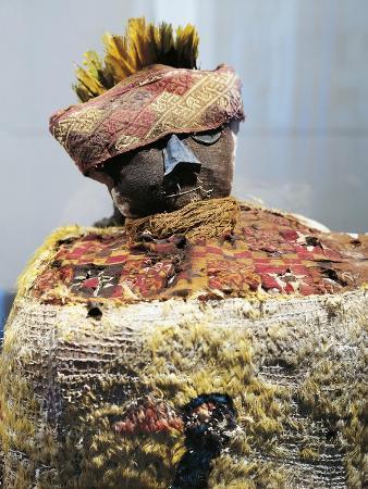 Funerary Urn, Peru, Paracas Culture