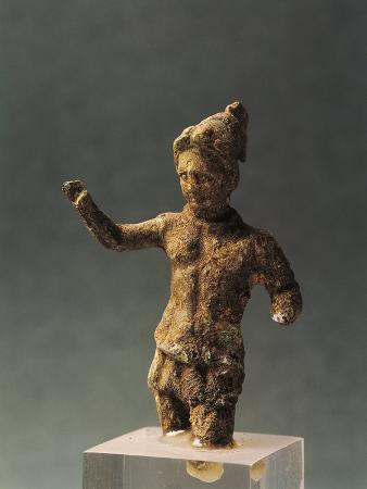 Bronze Figurine of Mars
