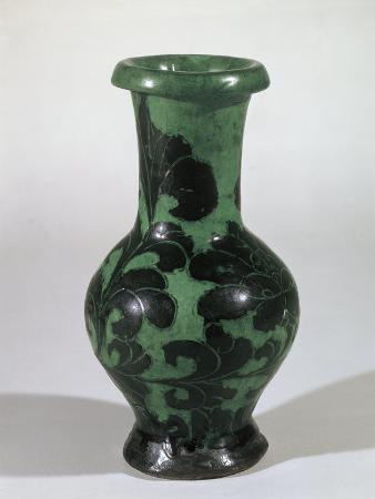 Vase from Tseu-Tcheou
