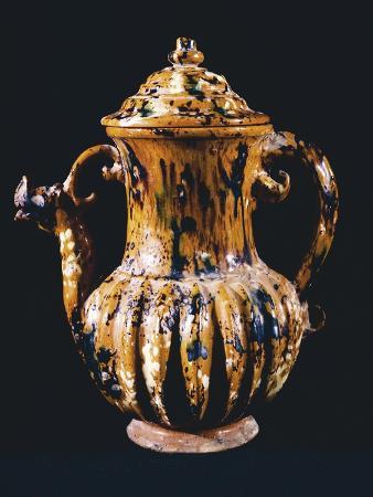 Pitcher, Ceramic, Today Urbania, Marche, Italy
