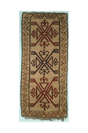 Rugs and Carpets: Russia - Dagestan - Woollen Kilim Carpet