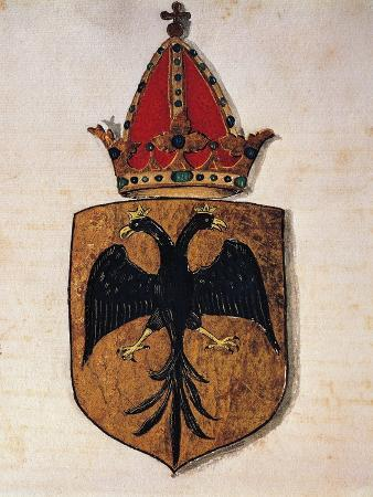 Royal Coat of Arms of House of Swabia, Heraldry, Italy