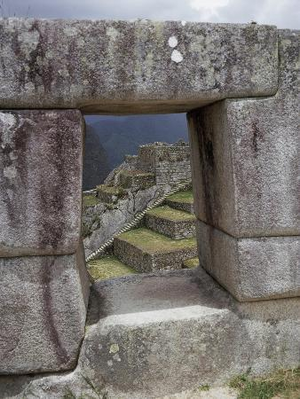 Peru, Urubamba Valley, Machu Picchu