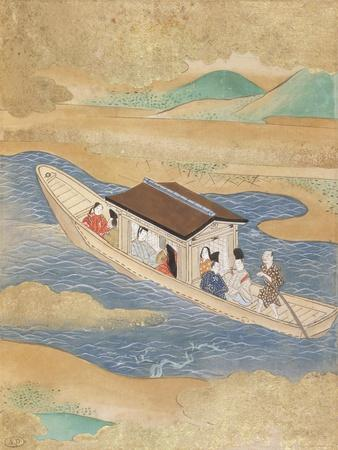 Lovers' Boat Trip