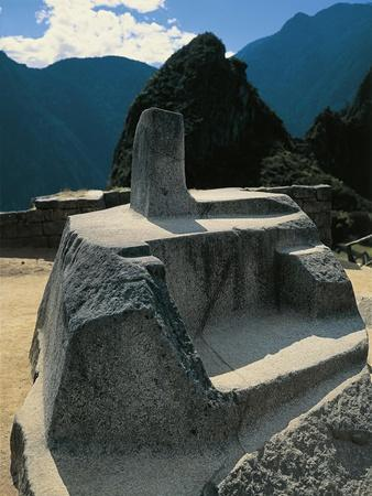Peru, Urubamba Valley, Machu Picchu, Astronomical Observatory