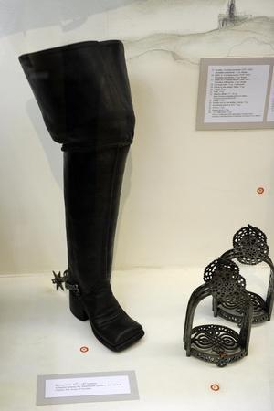 Fashion, Riding Boots, 16th-17th Century