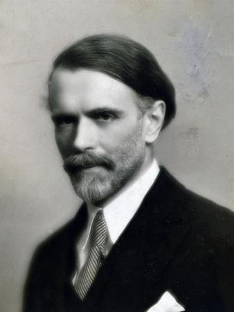 Portrait of Zoltan Kodaly, Hungarian Composer and Educator, 1933
