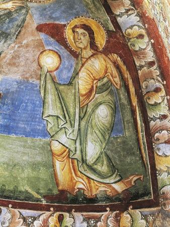Announcing Angel, Hocheppan Chapel, Eppan an Der Weinstrasse