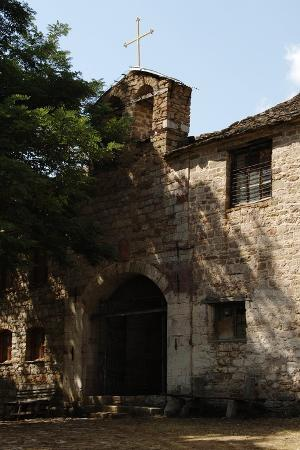 Republic of Albania, Monastery of Saint John the Baptist