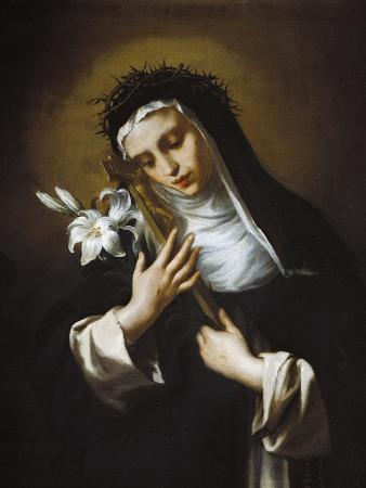 St Catherine of Siena, Late 17th Century