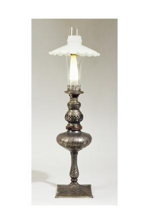 Engelfred Alcohol Lamp, after 1895