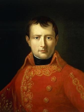 Napoleon Bonaparte's Portrait, First Consul and French Emperor, Napoleonic Era, France