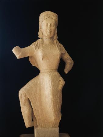 Statue of Nike of Delos