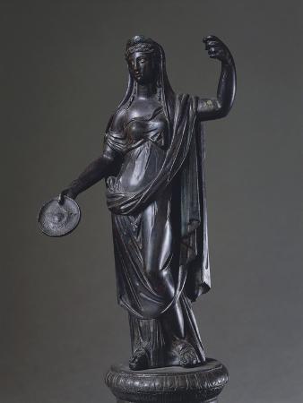 Statuette Representing Juno, Bronze