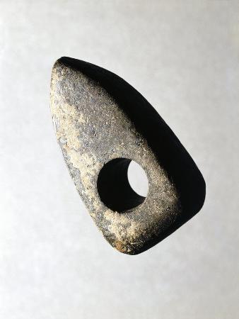 Italy, Friuli-Venezia Giulia Region, Stone Hammer