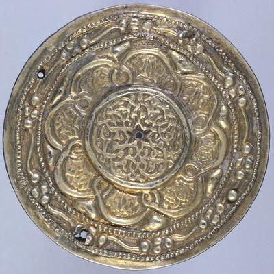Ornamental Plaque for Harnesses
