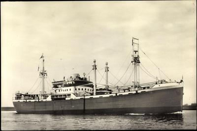 Dampfer M.S. Prins Willem George Frederik, Oranje L