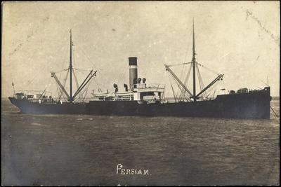 Merchants and Miners Line, Steamer Persian