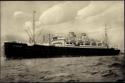 Hapag, Dampfschiff Milwaukee, Transatlantik