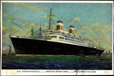 American Export Lines, Dampfer S.S. Independence