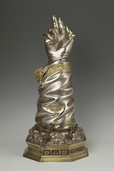 Image result for St. Bonaventure's Arm