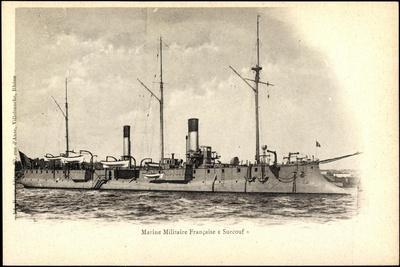 Kriegsschiff Frankreich, Surcouf Im Hafen