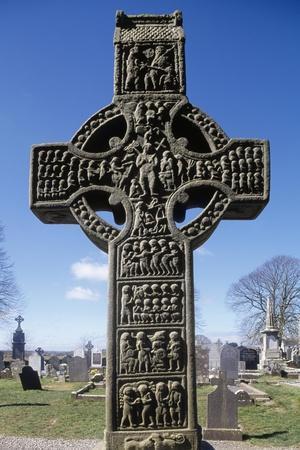 Muiredach's High Cross, Monasterboice, County Louth, Ireland