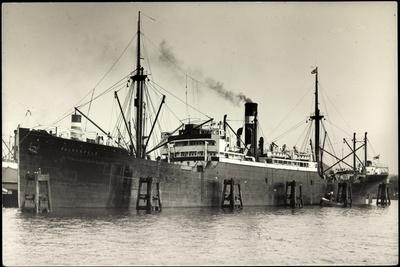 D.Dg Hansa Bremen, Dampfer Falkenfels, 1921