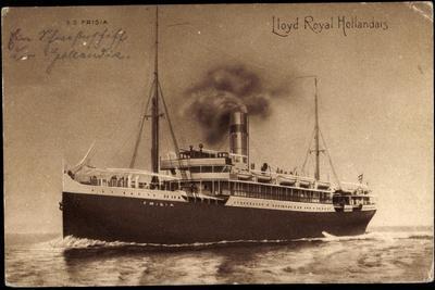 Königlich Holländischer Lloyd, Khl, S.S. Frisia