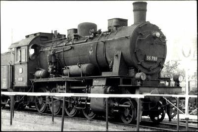 Foto Deutsche Güterlok Nr. 56 788 Baden
