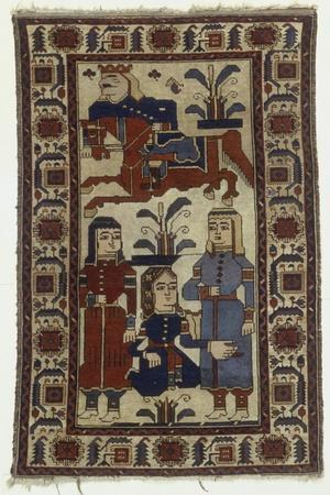 Rugs and Carpets: Balouchi Carpet