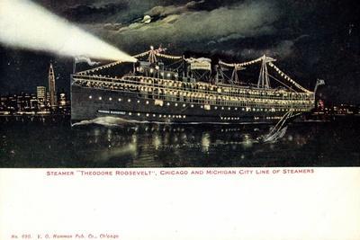 Dampfer Theodore Roosevelt, Chicago City Line