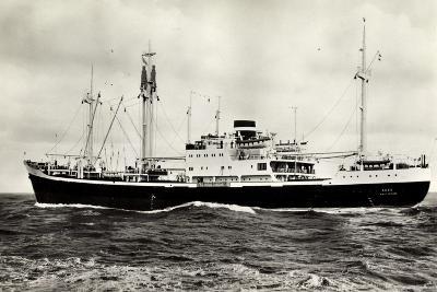 Dampfer M.S. Ares, Knsm