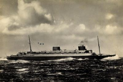 Norddeutscher Lloyd Bremen, Dampfer Europa