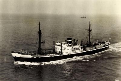 Dampfer M.S. Sarpedon, Knsm