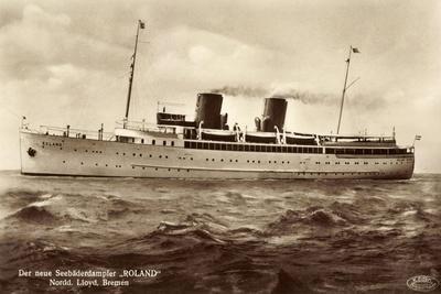 Norddeutscher Lloyd Bremen, Dampfer Roland