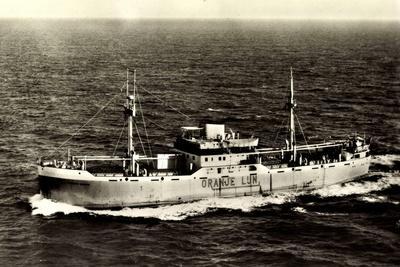 Oranje Lijn, M.S. Prins Frederik Hendrik, Dampfschiff