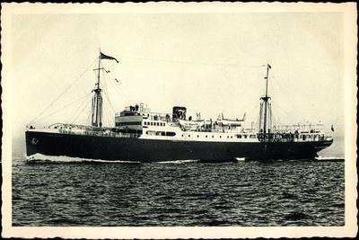 Adriatica Line, Dampfschiff San Marco, Paquebot