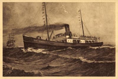 Norddeutscher Lloyd Bremen, Dampfer Prinz Heinrich