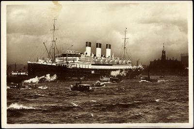 Hamburger Hafen, HSDG, Dampfschiff Cap Polonio