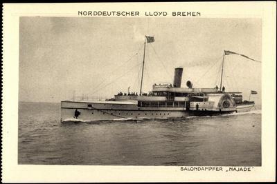 Norddeutscher Lloyd Bremen, Dampfer Najade