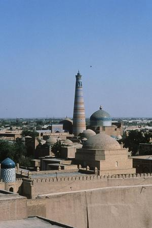 Uzbekistan, Khiva, Itchan Kala